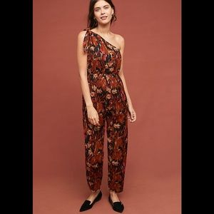 NWOT Anthropology Maeve jumpsuit, size 8